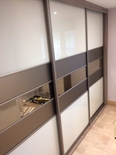 an example of fitted wardrobe - fitted wardrobes