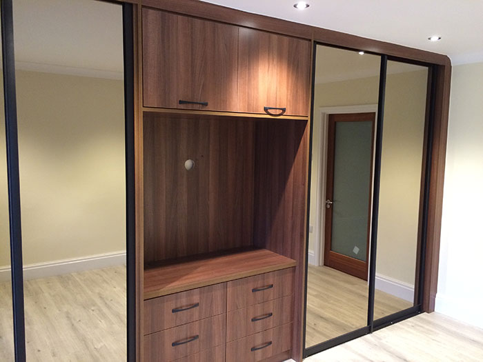 interstyle bedrooms company beds - fitted wardrobes southampton