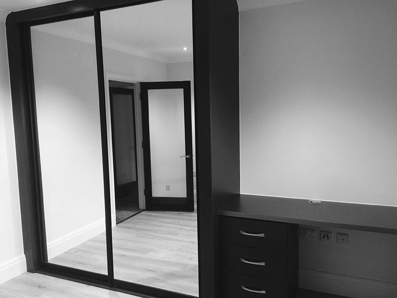wardrobes interstyle bedrooms - fitted wardrobes